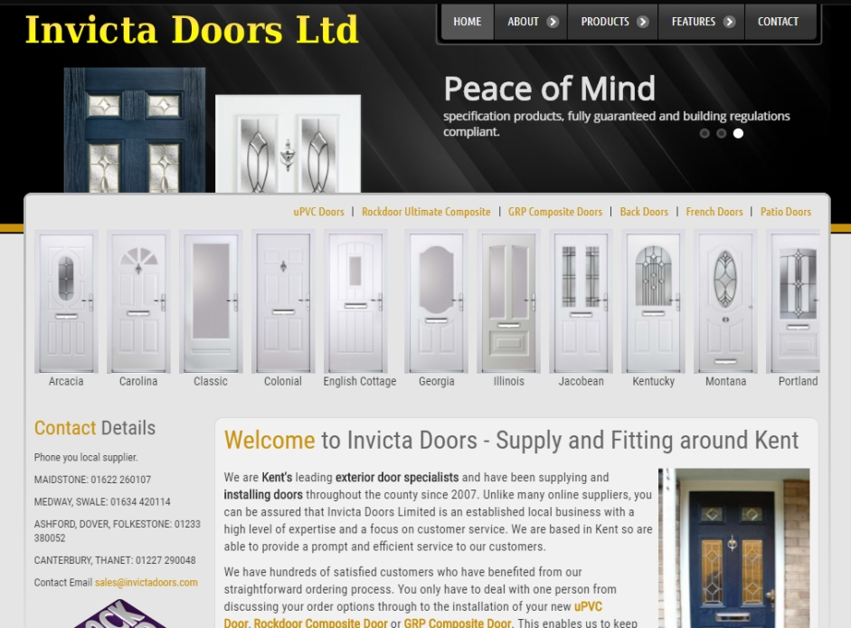 Invicta Doors