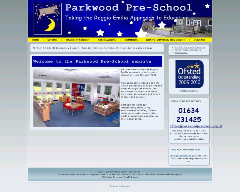 Parkwood Pre School